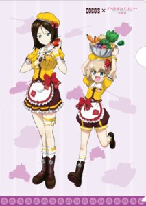 Rating: Safe Score: 9 Tags: garter girls_und_panzer katyusha nonna tagme waitress User: saemonnokami