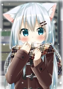 Rating: Safe Score: 66 Tags: animal_ears cacao_(cacao0809) nekomimi User: Mr_GT