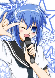 Rating: Safe Score: 10 Tags: fumika_(moeshin) genderswap kämpfer seifuku senou_natsuru User: Radioactive
