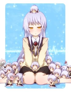 Rating: Safe Score: 82 Tags: angel_beats! chibi papurika seifuku tenshi User: Radioactive