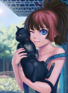Rating: Safe Score: 28 Tags: lasterk neko User: dyj