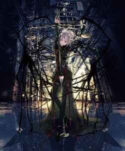 Rating: Safe Score: 66 Tags: egoist redjuice yuzuriha_inori User: blooregardo