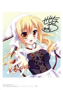 Rating: Safe Score: 14 Tags: autographed k-books maid sesena_yau User: WtfCakes