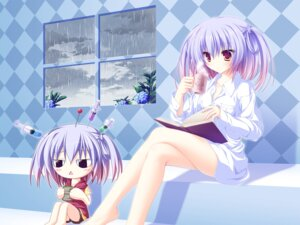 Rating: Questionable Score: 36 Tags: 77 dress_shirt mikagami_mamizu tsuneha_aki whirlpool User: hirotn