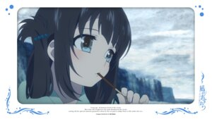 Rating: Safe Score: 18 Tags: nagi_no_asukara shiodome_miuna User: alice4