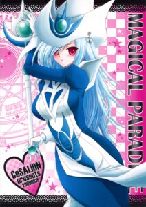 Rating: Safe Score: 25 Tags: bodysuit cesalion cesar dress silent_magician yugioh User: Radioactive