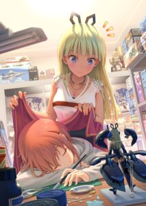 Rating: Questionable Score: 35 Tags: alice_gear_aegis cleavage pinakes tagme User: Dreista