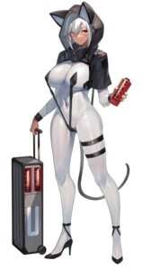 Rating: Questionable Score: 31 Tags: bodysuit garter heels tail yamanokami_eaka User: Dreista