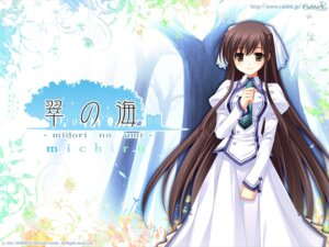 Rating: Safe Score: 28 Tags: cabbit michiru_(midori_no_umi) midori_no_umi saeki_hokuto wallpaper User: SomePerson007