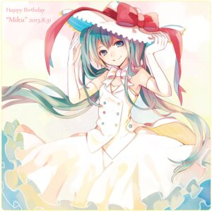 Rating: Safe Score: 22 Tags: dress hatsune_miku tama_(songe) vocaloid User: fairyren