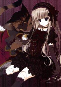 Rating: Questionable Score: 36 Tags: gothic_lolita inugami_kira lolita_fashion neko User: crim