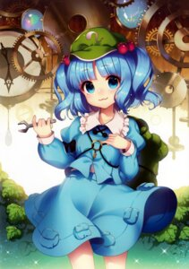Rating: Safe Score: 23 Tags: dress kawashiro_nitori masaru touhou User: SweetLemonade