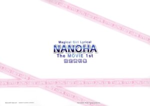 Rating: Questionable Score: 2 Tags: mahou_shoujo_lyrical_nanoha monochrome tagme User: Radioactive