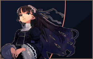 Rating: Safe Score: 9 Tags: gothic_lolita kusaka_souji lolita_fashion User: Radioactive