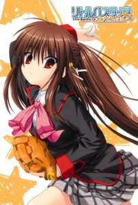 Rating: Safe Score: 17 Tags: baseball key little_busters! na-ga natsume_rin seifuku User: vita