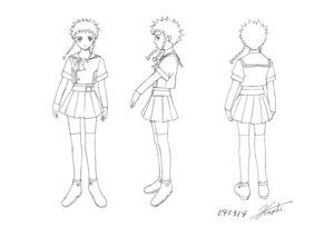 Rating: Safe Score: 3 Tags: character_design hisayuki_hirokazu mai_hime minagi_mikoto seifuku thighhighs User: Radioactive