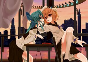 Rating: Safe Score: 7 Tags: ilis yuri User: MK-Scorpion