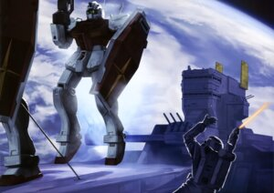 Rating: Safe Score: 1 Tags: gun gundam mecha mobile_suit_gundam User: drop