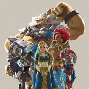 Rating: Safe Score: 13 Tags: armor daruk mipha nintendo pointy_ears princess_zelda revali tagme the_legend_of_zelda the_legend_of_zelda:_breath_of_the_wild urbosa User: NotRadioactiveHonest