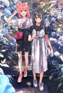 Rating: Safe Score: 44 Tags: dress tagme yahari_ore_no_seishun_lovecome_wa_machigatteiru. yuigahama_yui yukinoshita_yukino User: kiyoe
