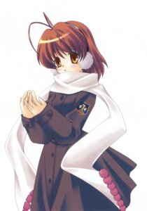 Rating: Safe Score: 5 Tags: clannad furukawa_nagisa hinoue_itaru key User: marechal