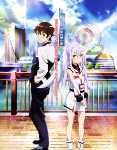 Rating: Safe Score: 38 Tags: isla mizugaki_tsukasa plastic_memories tagme uniform User: drop