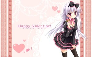 Rating: Safe Score: 78 Tags: hatsuyuki_sakura hontani_kanae jpeg_artifacts saga_planets tamaki_sakura thighhighs valentine wallpaper User: bakatori