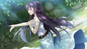 Rating: Safe Score: 38 Tags: applique dress game_cg shiwasu_horio toki_wo_tsumugu_yakusoku User: moonian