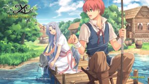 Rating: Safe Score: 26 Tags: adol_christin falcom feena wallpaper ys User: sy1412