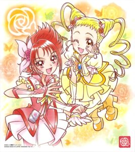 Rating: Questionable Score: 4 Tags: bike_shorts heels pretty_cure tagme thighhighs yes!_precure_5 User: drop
