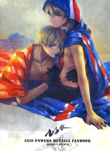 Rating: Safe Score: 13 Tags: america hetalia_axis_powers ju_rei male united_kingdom yaoi User: Macchiato
