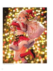 Rating: Safe Score: 37 Tags: christmas heels morikura_en User: Nepcoheart
