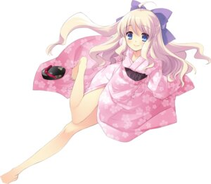 Rating: Safe Score: 40 Tags: flyable_heart ito_noizi minase_sakurako yukata User: fireattack