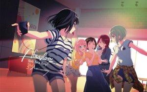 Rating: Safe Score: 22 Tags: aoba_moca bang_dream! bang_dream!_girls_band_party! hazawa_tsugumi mitake_ran tagme udagawa_tomoe uehara_himari User: minakomel