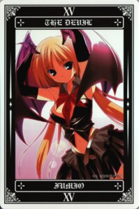 Rating: Safe Score: 21 Tags: card fumio overfiltered wings User: petopeto