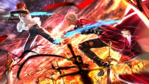 Rating: Safe Score: 23 Tags: archer emiya_shirou fate/stay_night sword swordsouls User: Mr_GT