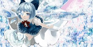 Rating: Safe Score: 6 Tags: cirno memai touhou wings User: hobbito