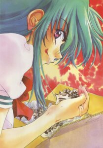 Rating: Safe Score: 1 Tags: chidori_kaname full_metal_panic shikidouji User: Radioactive