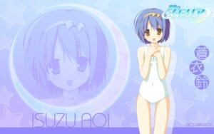 Rating: Safe Score: 22 Tags: aoi_isuzu hoshizora_no_memoria shida_kazuhiro swimsuits wallpaper User: alimilena