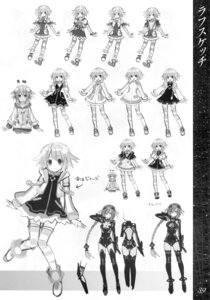 Rating: Safe Score: 6 Tags: choujigen_game_neptune kami_jigen_game_neptune_v monochrome sketch tsunako User: TopSpoiler