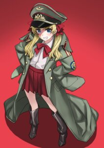 Rating: Safe Score: 31 Tags: balalaika black_lagoon matsuryuu uniform User: fairyren