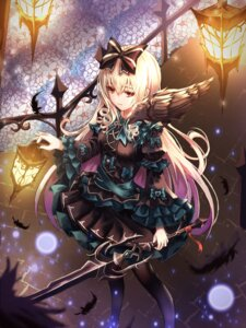 Rating: Safe Score: 33 Tags: cup6542 dress gothic_lolita lolita_fashion pantyhose sword User: BattlequeenYume