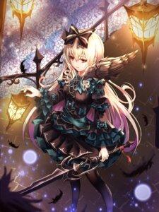 Rating: Safe Score: 29 Tags: cup6542 dress gothic_lolita lolita_fashion pantyhose sword User: BattlequeenYume