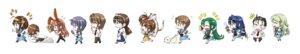 Rating: Safe Score: 5 Tags: asahina_mikuru asakura_ryouko chibi kimidori_emiri koizumi_itsuki kyon kyon's_sister mori_sonou nagato_yuki shamisen suzumiya_haruhi suzumiya_haruhi_no_yuuutsu taniguchi tsuruya User: together