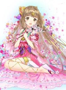 Rating: Safe Score: 35 Tags: garter japanese_clothes macciatto_(aciel02) the_idolm@ster the_idolm@ster_cinderella_girls the_idolm@ster_cinderella_girls_starlight_stage yorita_yoshino User: yanis