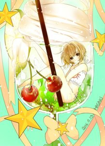 Rating: Safe Score: 14 Tags: card_captor_sakura feet hasaki_(artist) kinomoto_sakura lingerie pantsu string_panties wet User: charunetra