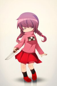 Rating: Safe Score: 8 Tags: madotsuki tamuo yume_nikki User: naaka~
