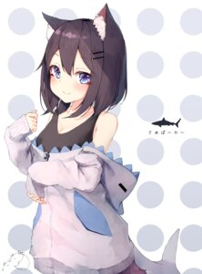 Rating: Safe Score: 25 Tags: animal_ears cleavage mayogii User: Mr_GT