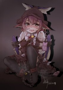 Rating: Explicit Score: 7 Tags: animal_ears bondage cue_(lindwrum) mystia_lorelei pee skirt_lift thighhighs touhou vibrator wings User: Mr_GT