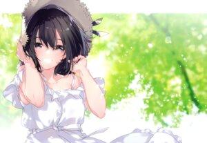Rating: Safe Score: 16 Tags: dress summer_dress u35 User: kiyoe